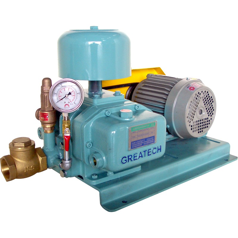 GREATECH MACHINERY INDUSTRIAL CO , LTD  , Roots Blower